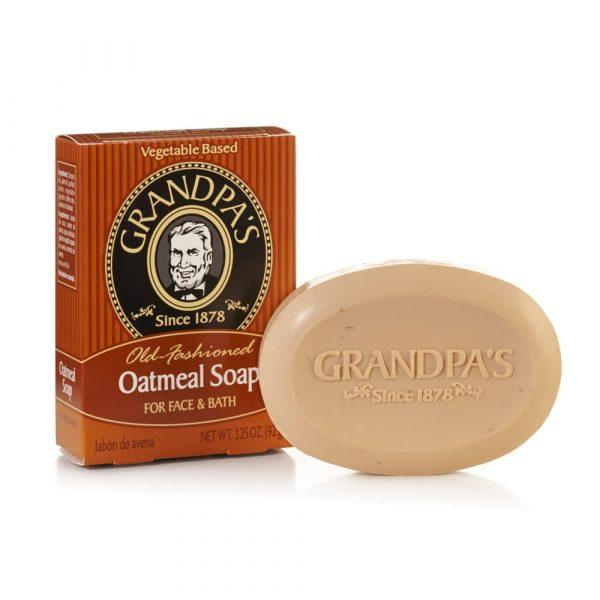 神奇爺爺燕麥專業去角質皂-GPA_Oatmeal3.25oz_5-1000