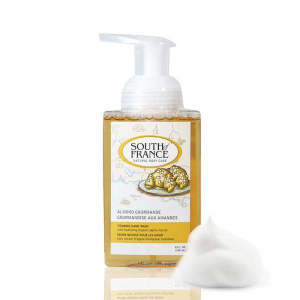 South of France 南法馬賽皂 – 精油洗手慕斯-方瓶-杏仁1000