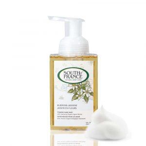 South of France 南法馬賽皂 - 精油洗手慕斯-方瓶-茉莉1000