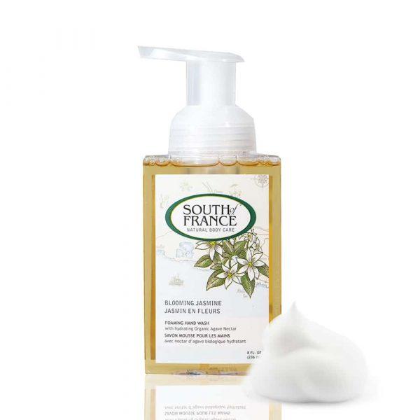 South of France 南法馬賽皂 – 精油洗手慕斯-方瓶-茉莉1000