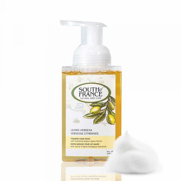 South of France 南法馬賽皂 – 精油洗手慕斯-方瓶-馬鞭草1000