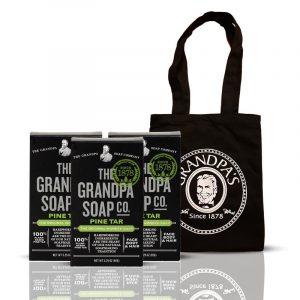 周年慶Grandpa組-325OZ松焦油