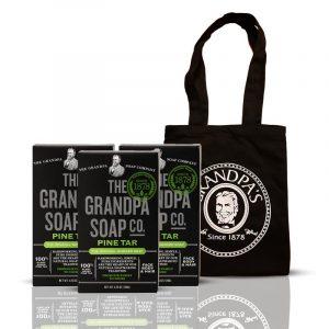 周年慶Grandpa組-425OZ松焦油