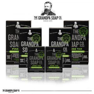 Grandpa 神奇爺爺 神奇妙松焦油大小朋友組-1000_50