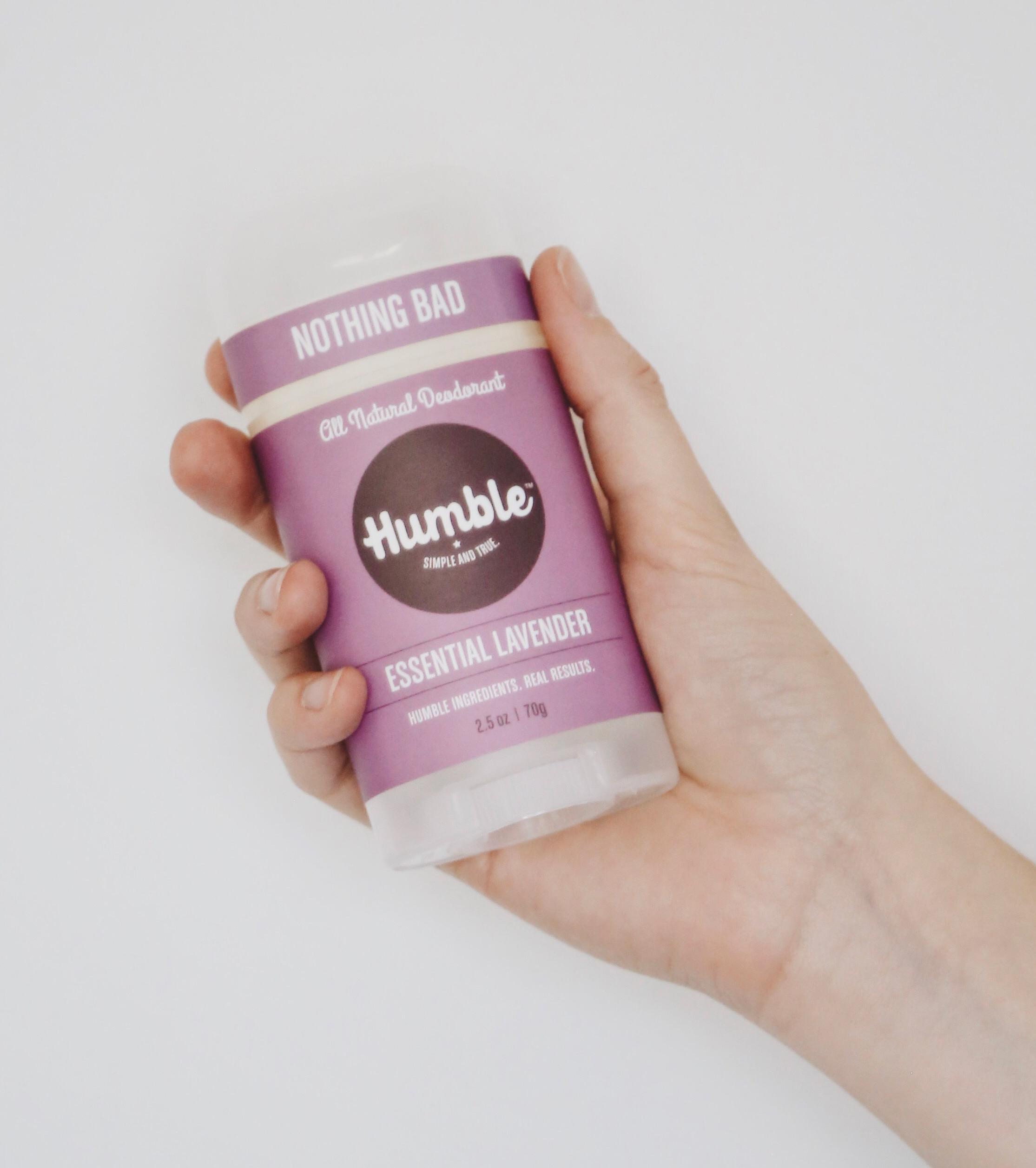 如何挑選安全有效的體香膏