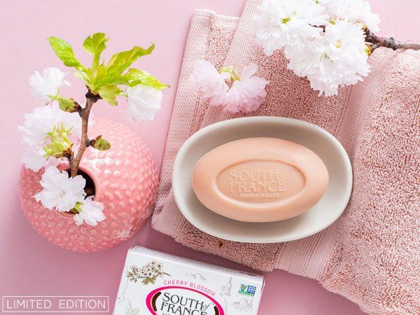南法馬賽皂 全球限量款 嫣采櫻花