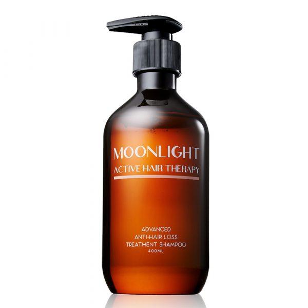Moonlight 3%進化版健髮豐潤洗髮精 400mL