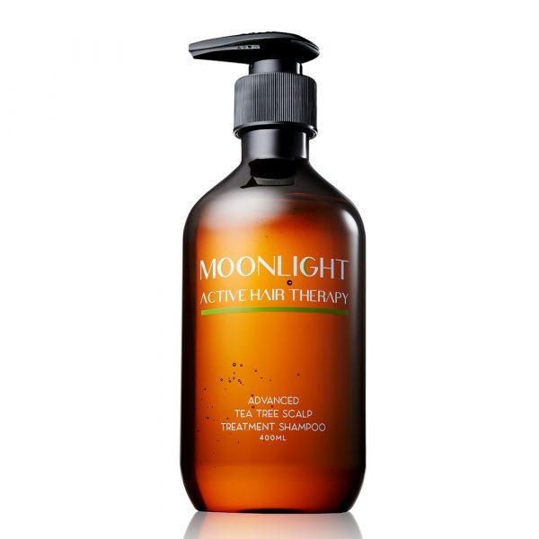 Moonlight進化版茶樹控油淨化洗髮